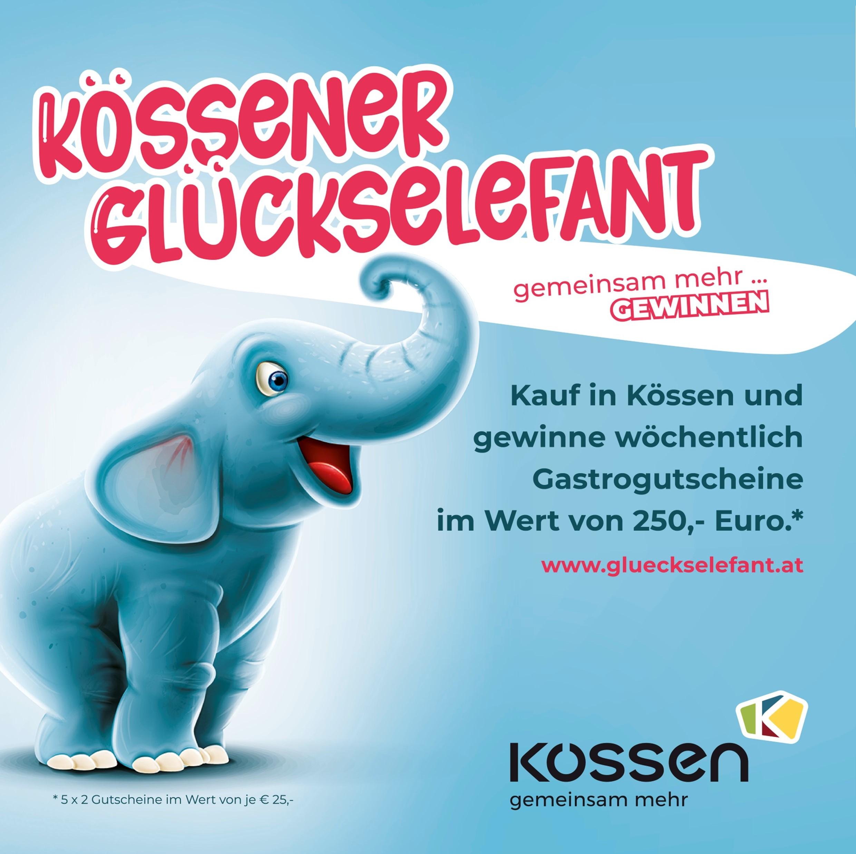 Kössener Glückselefant